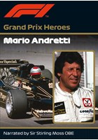 Mario Andretti Grand Prix Hero DVD