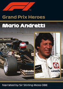 Mario Andretti Grand Prix Hero NTSC DVD