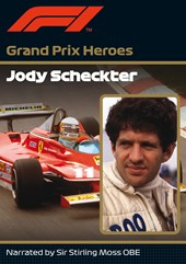 Jody Scheckter Grand Prix Hero DVD