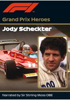 Jody Scheckter Grand Prix Hero NTSC DVD