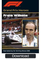 Frank Williams Grand Prix Hero Download