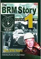 The BRM Story 1 - V16 Years DVD