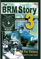 The BRM Story 3 - V8 For Victory DVD