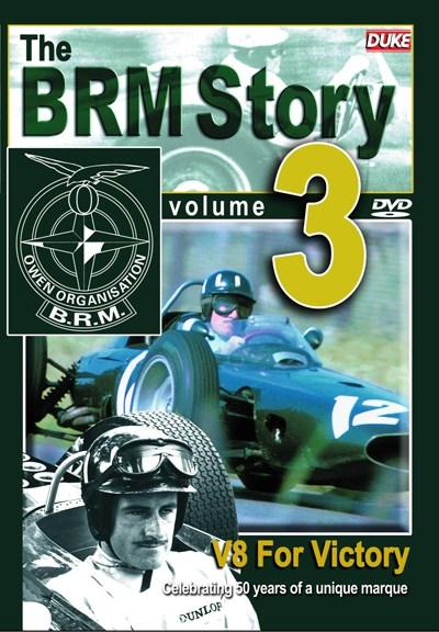 BRM Story Volume 3: V8 for Victory (download)