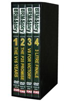 The BRM Story - 4 DVD Box Set
