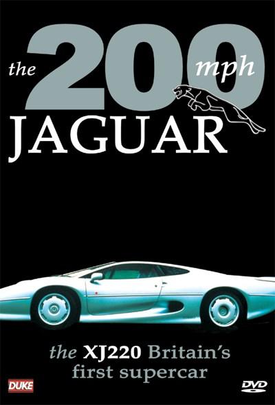 The 200 Mph Jaguar DVD