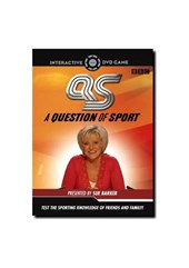 A Question of Sport Interactive Game DVD