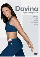 Davina - High Energy Five (DVD)