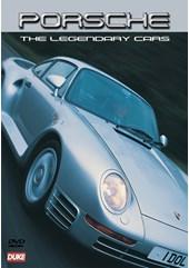 Porsche the Legendary Cars DVD