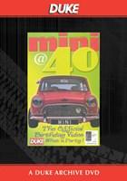 Mini @ 40 Birthday Celebrations Duke Archive DVD