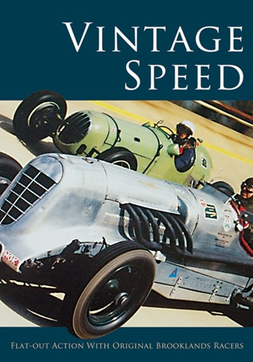 Vintage Speed DVD - click to enlarge