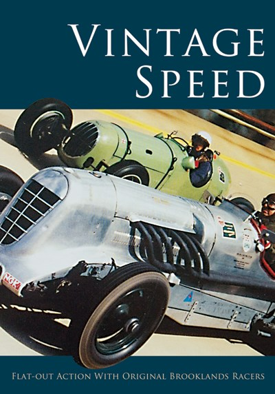 Vintage Speed DVD