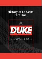 History of Le Mans Part 1 Download