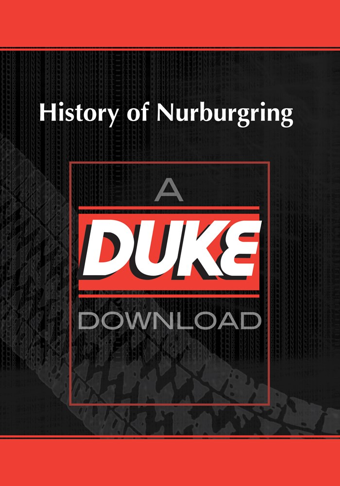 History of the Nurburgring Download