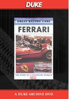 Great Racing Cars Ferrari Duke Archive DVD