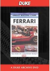 Great Racing Cars Ferrari Duke Archive DVD