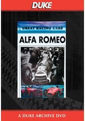 Alfa Romeo - Great Racing Cars Duke Archive DVD