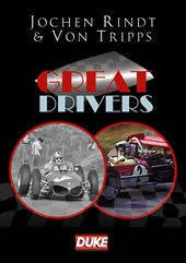 Rindt & von Trips - Great Drivers
