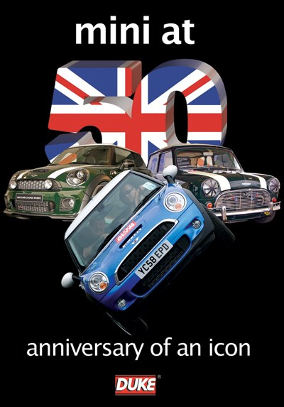 Mini at 50 Anniversary of an Icon NTSC DVD
