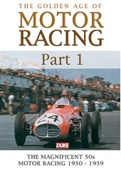 History of Motor Racing 1950s Part 1 Download