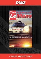 History of Le Mans Duke Archive DVD