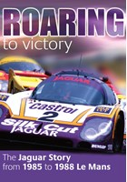 Roaring to Victory The Jaguar Story from 1985 to 1988 Le Mans DVD
