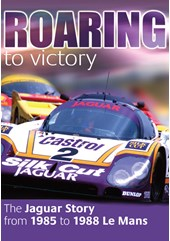 Roaring to Victory The Jaguar Story from 1985 to 1988 Le Mans Download