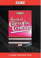 Greatest Cars Of The Century Duke Archive DVD