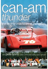 Can Am Thunder DVD NTSC