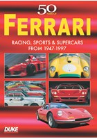 50 Years of Ferrari DVD NTSC
