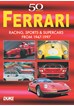 50 Years of Ferrari DVD NTSC