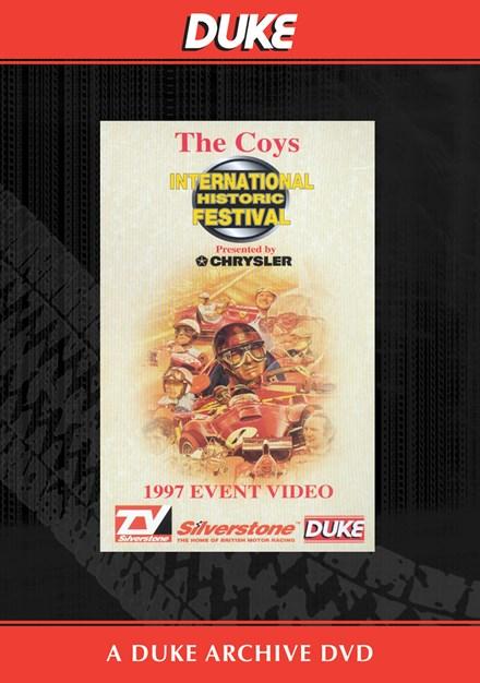 Coys International Historic Festival 1997 Duke Archive DVD