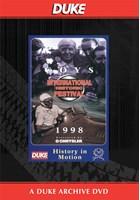 Coys International Historic Festival 1998 Duke Archive DVD