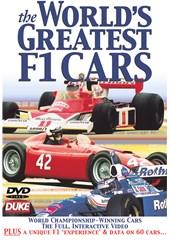 The World's Greatest F1 Cars DVD