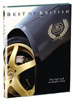 Best of British Lotus DVD NTSC