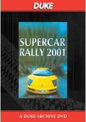 Supercar Rally Duke Archive DVD