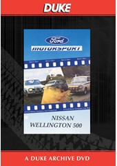 Nissan Wellington 500 1986 Duke Archive DVD
