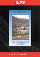 Nurburgring 24 Hours 1992 Duke Archive DVD