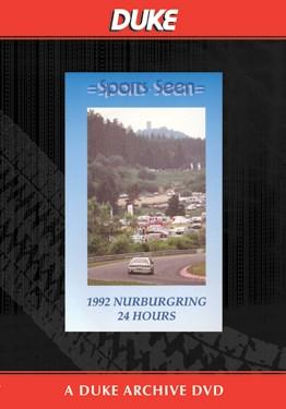 Nurburgring 24 Hours 1992 Duke Archive DVD