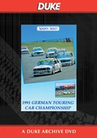 German Touring Car 1991 Review Duke Archive DVD