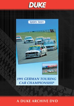 German Touring Car 1991 Review Duke Archive DVD - click to enlarge