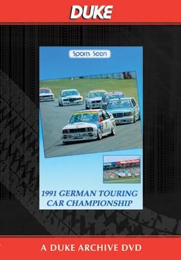 German Touring Car 1991 Review Duke Archive DVD