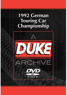 German Touring Car Championship 1992 Duke Archive DVD