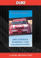 German Touring Car Championship 1993 Duke Archive DVD