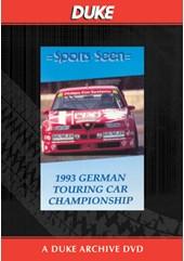 German Touring Car Championship 1993 Duke Archive DVD
