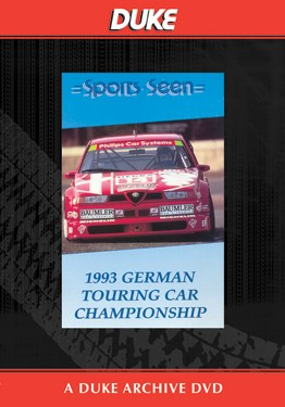 German Touring Car Championship 1993 Duke Archive DVD - click to enlarge