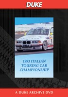 Italian Touring Car Championship 1993 Duke Archive DVD