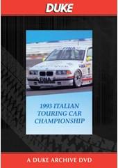 Italian Touring Car Championship 1993 Duke Archive DVD