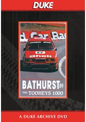 Bathurst 1989 Duke Archive DVD