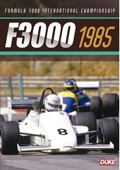 F3000 Review 1985 - Flying Start Duke Archive DVD